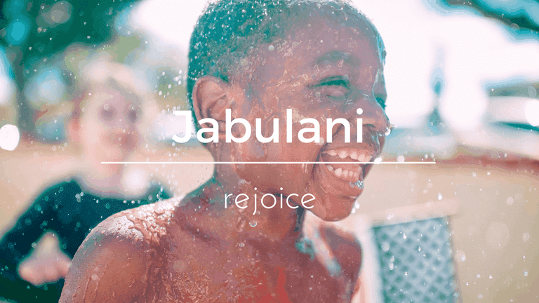 Jabulani South African name and its meaning