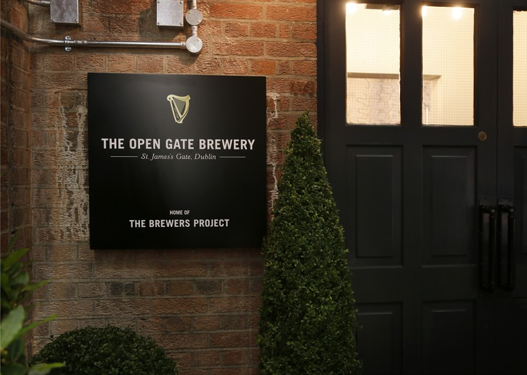 The Open Gate
