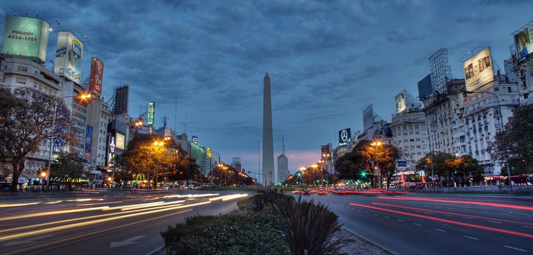 Buenos Aires is best in November