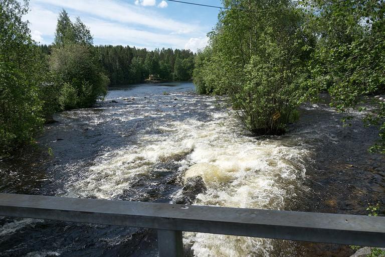Kerma rapids / Motopark / WikiCommons