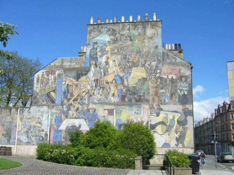 Leith Mural | © WikiCommons
