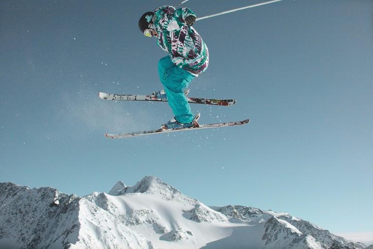 Ski jumping: ideal for adrenaline junkies