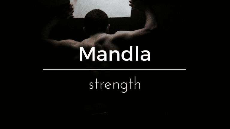 Mandla South African name and its meaning