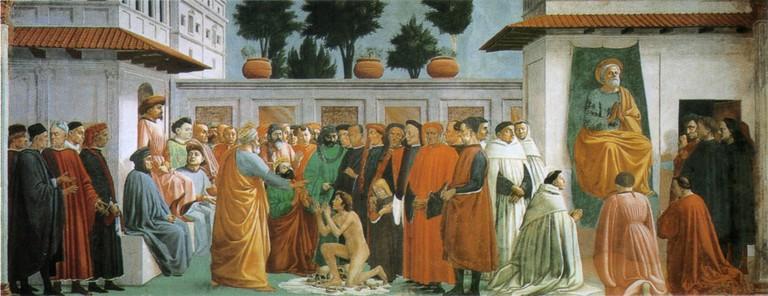 Masaccio Cappella Brancacci