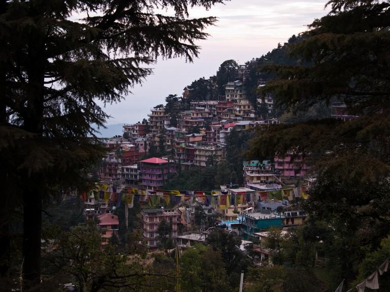 View of McLeod Ganj