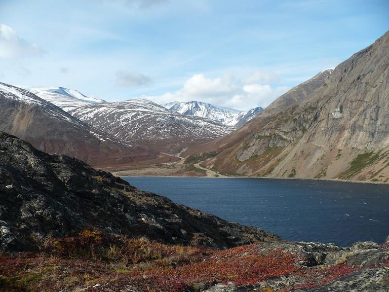 The Torngat Mountains and Nachvak Fjord, Labrador