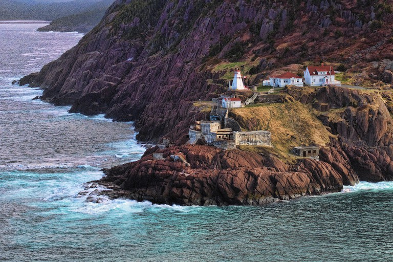 The dramatic landscapes of Newfoundland
