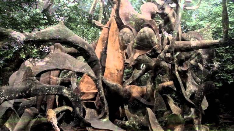 Osun Osogbo Grove