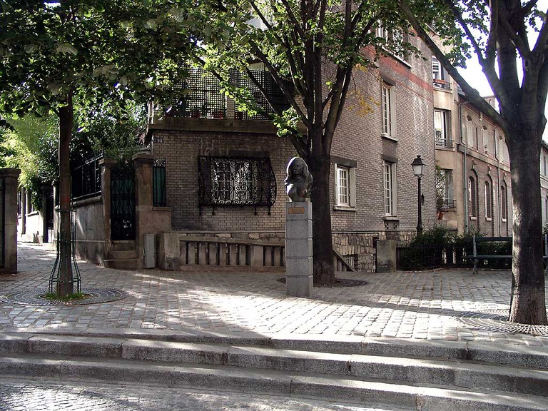 Place Dalida │© DujoBulic / Wikimedia Commons