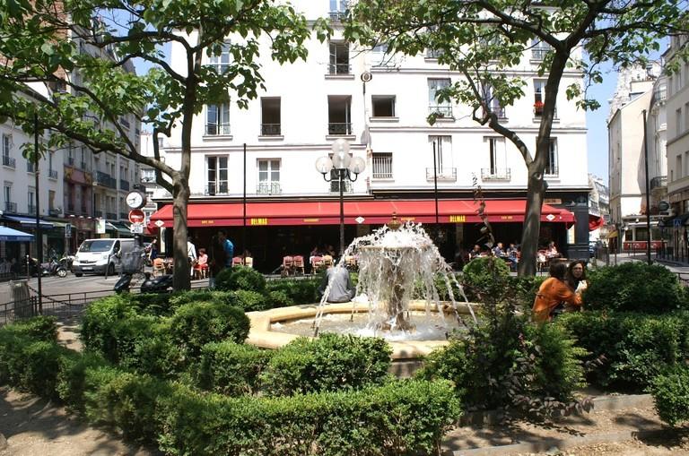 Place de la Contrescarpe │© dany13 / Flickr