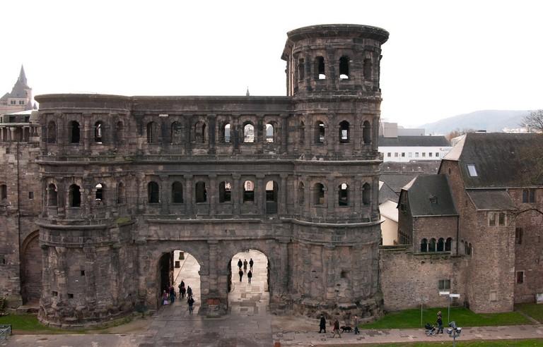 Porta Nigra in Trier, Germany | © LenDog 64 / Flickr