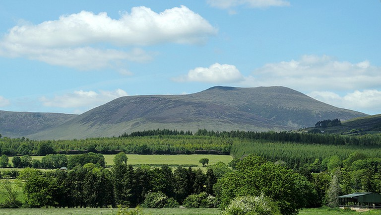 Galty Mountains, Co. Tipperary, Ireland