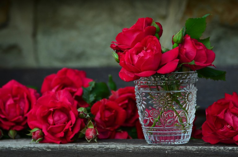Rose water is great for your skin