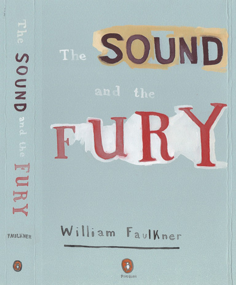 The Sound And The Fury | Courtesy of Penguin Classics
