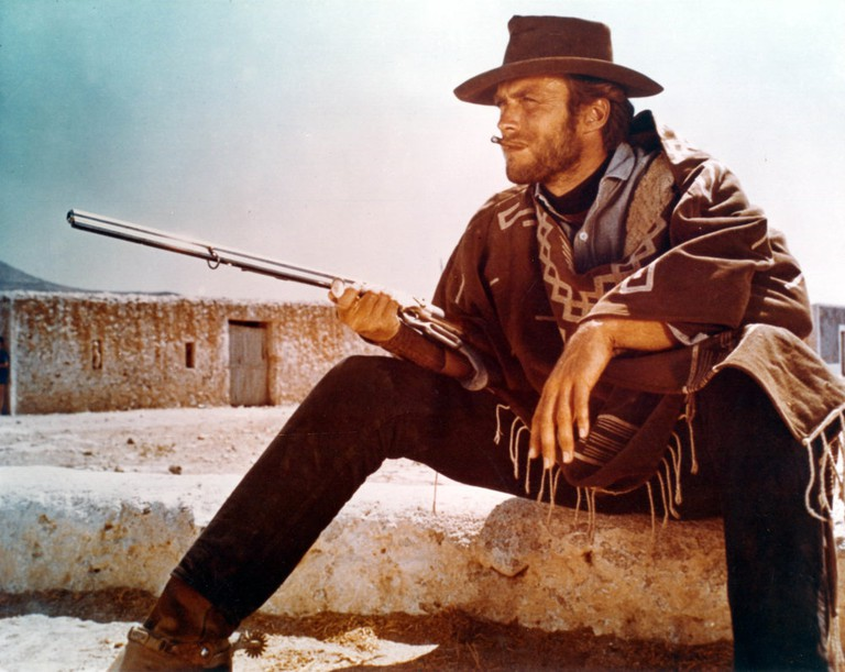 Clint Eastwood in 'A Fistful of Dollars' (1964) | © Moviestore/REX/Shutterstock