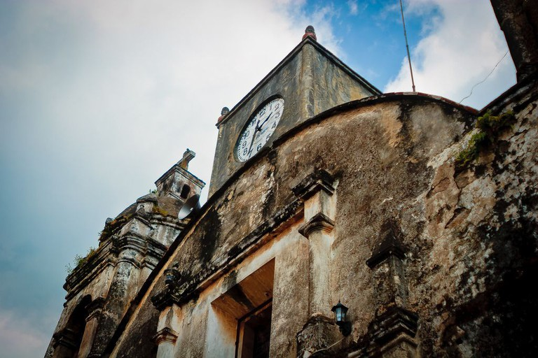 Capilla de la Santisima Trinidad