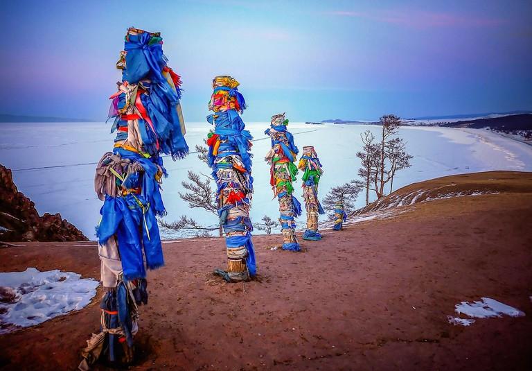 Shamanism, Lake Baikal