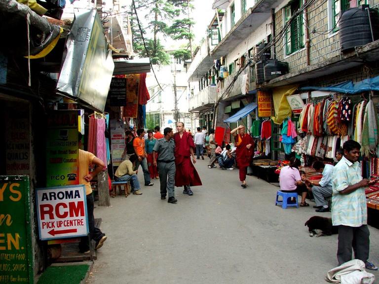 Shopping at Jogiwara Road