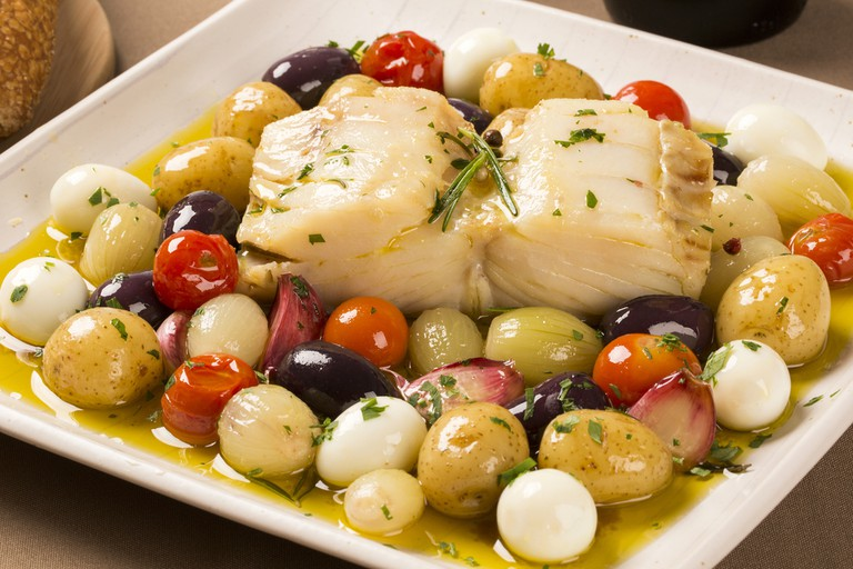 Try bacalhau and other culinary staples at Lisbon's Fish and Flavors Festival