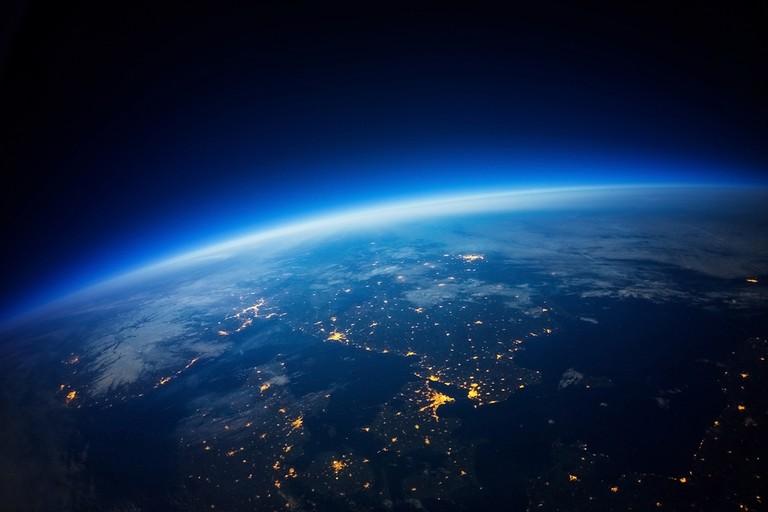 20km (12.4 mi) above Earth | © IM_photo/Shutterstock