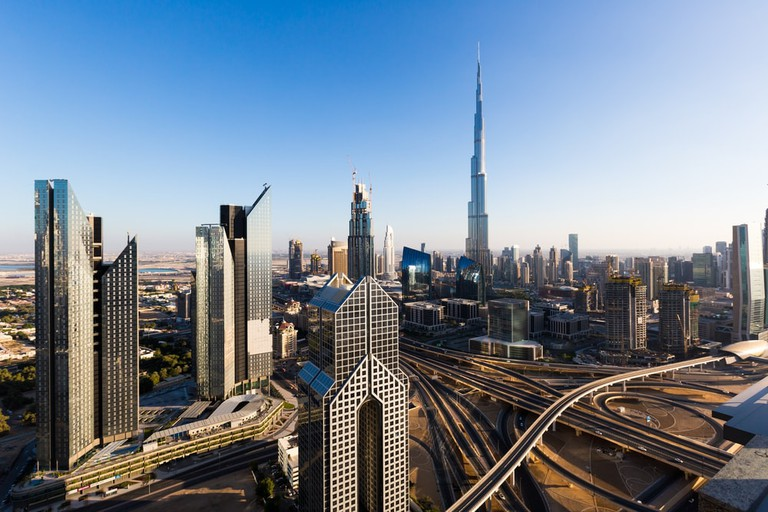 Downtown Dubai | © Dmitry Birin/Shutterstock
