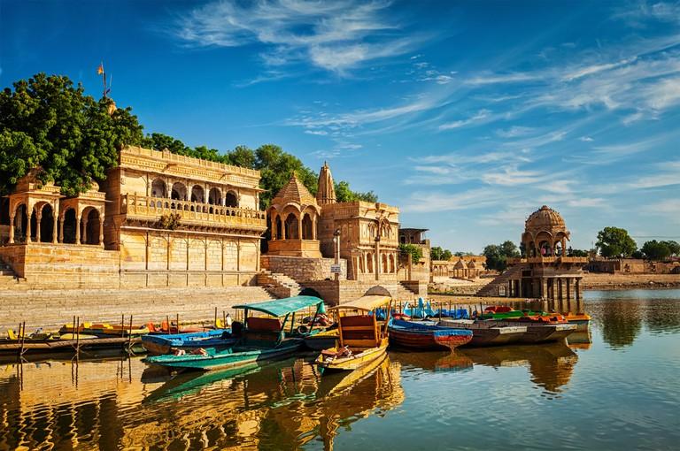 Gadi Sagar, India