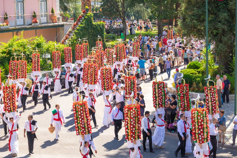 Experience one of Portugal's most colorful events in Tomar
