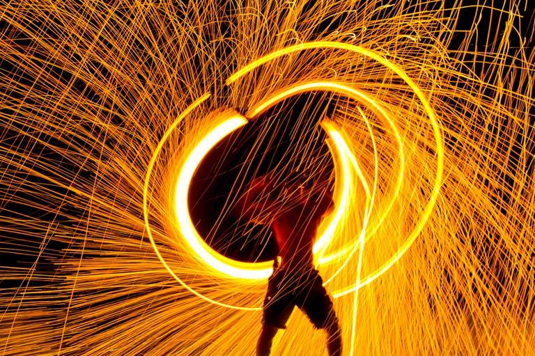 Fire Dancers on Koh Samet | © Somsak Nitimongkolchai/Shutterstock
