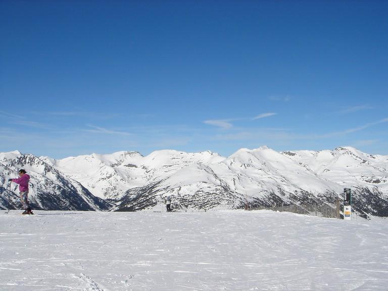 Soldeu el Tarter ski resort, Andorra | © cdamian / Flickr