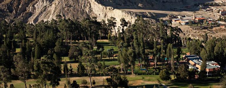 La Paz Golf Club
