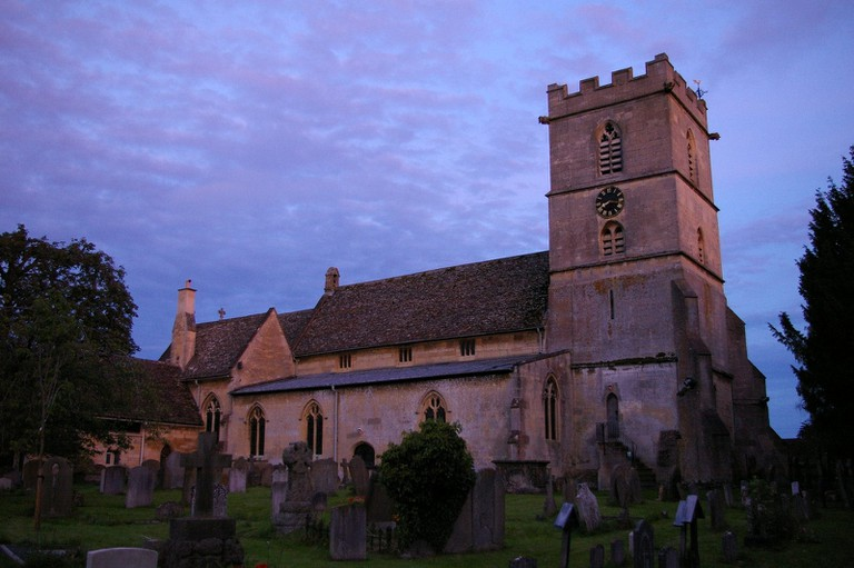 St Mary's Church, Prestbury
