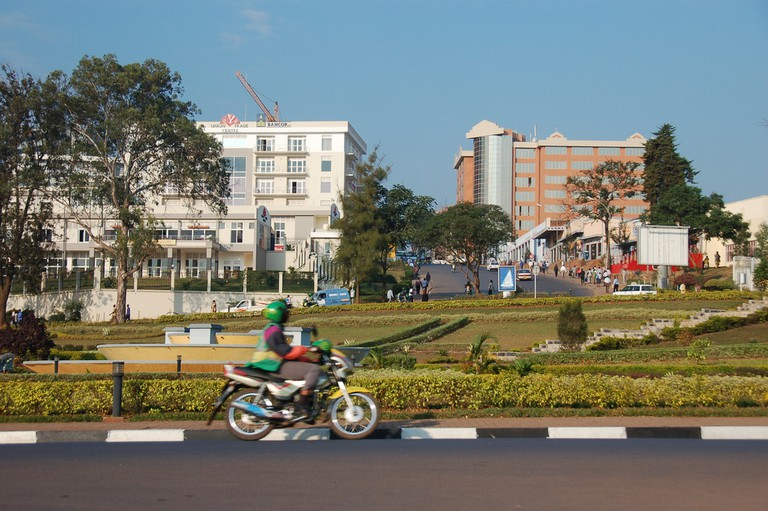 Street scenes in Kigali | © Dylan Walters / Flickr