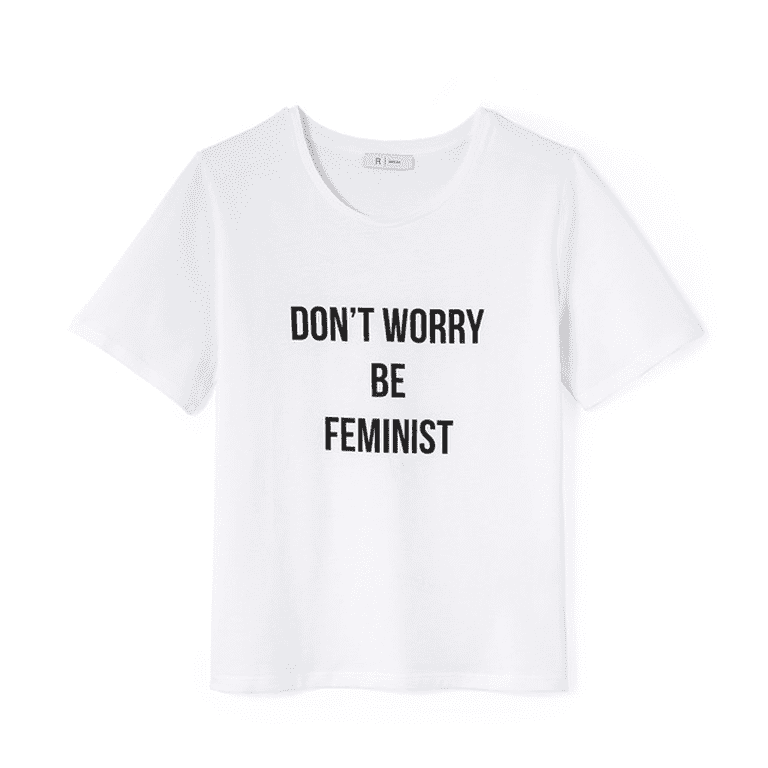 Don't worry be feminist