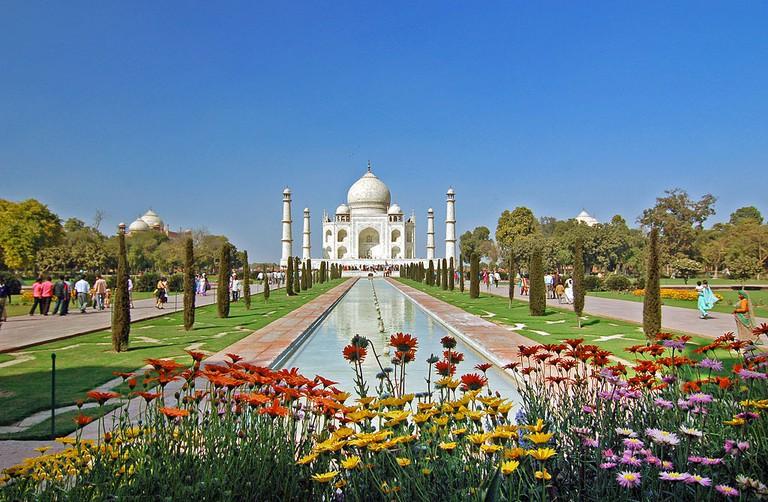 Taj Mahal | © Fintan Corrigan / Wikimedia Commons