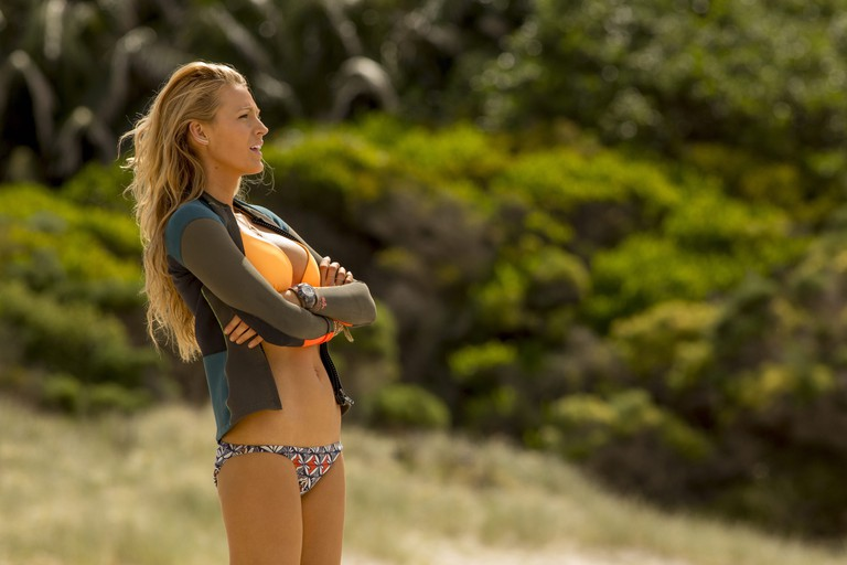 Nancy (Blake Lively) in Columbia Pictures' The Shallows