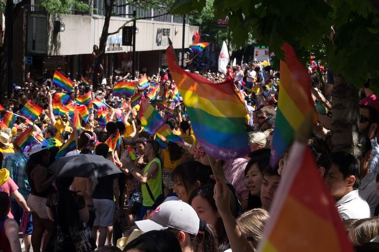 Celebrating Toronto's LGBT community