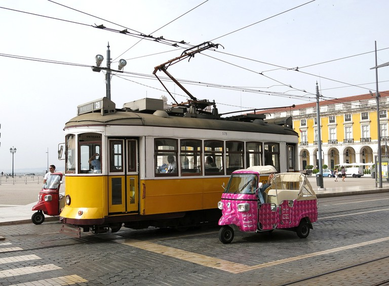 Lisbon's tuk tuks are as iconic as its trams | b1-foto / Pixabay