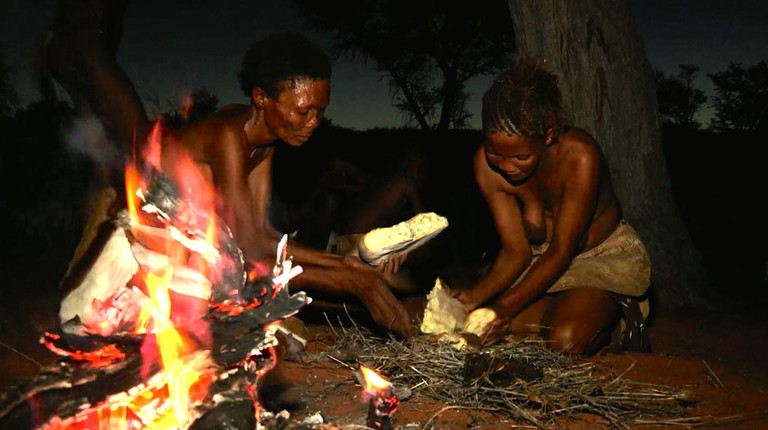 From the Khomani Cultural Landscape