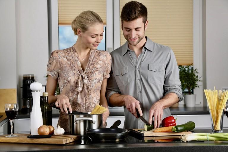Cooking brings people closer