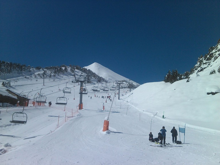 Vallnord Ski Area