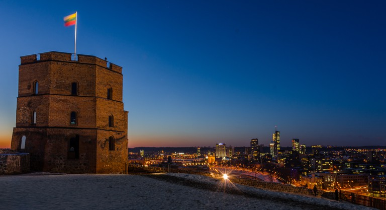 Vilnius Gediminas Castle