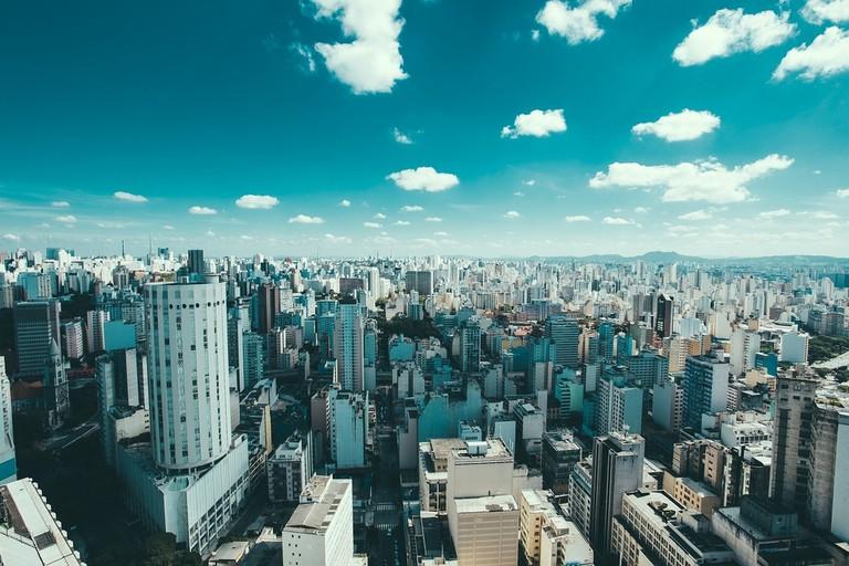 The chaotic city of São Paulo |© Pixabay