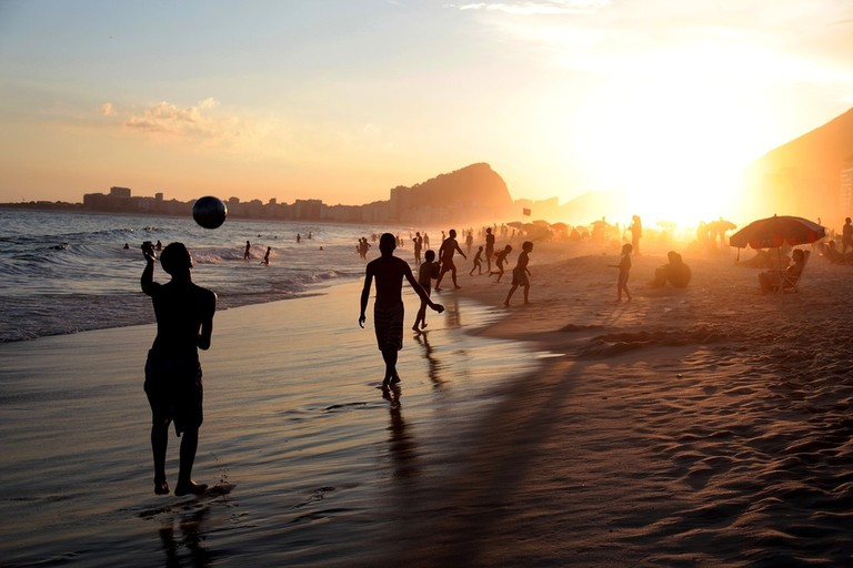 Finding a work-life balance in Brazil |© Pixabay