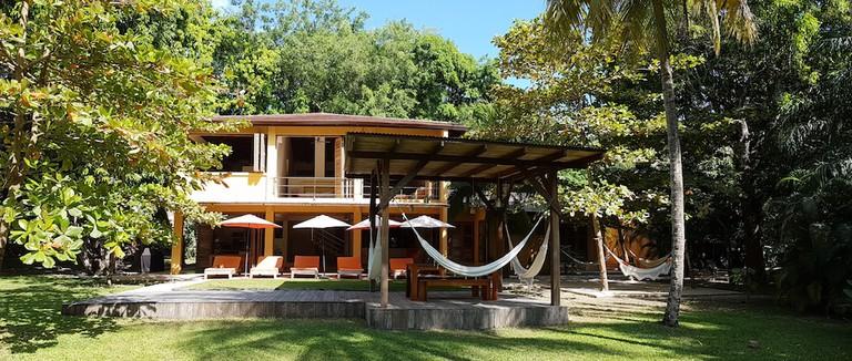 Your luxury beachfront home awaits you