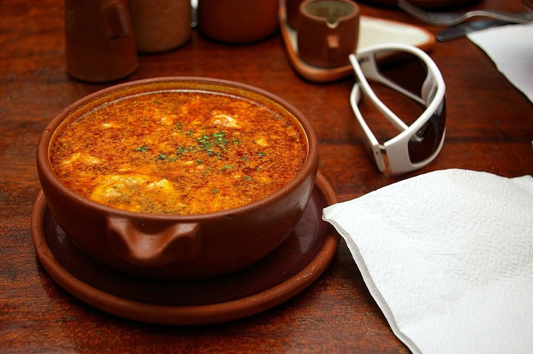 Sopa de Ajo, Spain | ©G M / Flickr