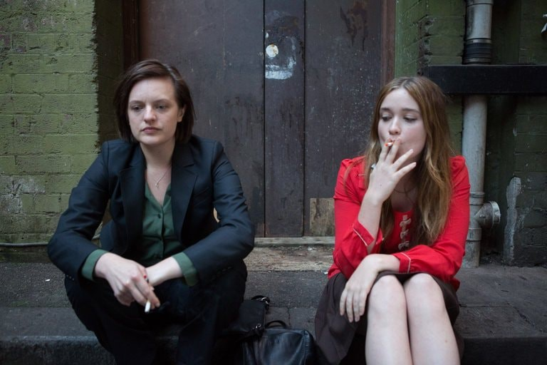 Elizabeth Moss and Alice Englert in Top of the Lake: China Girl