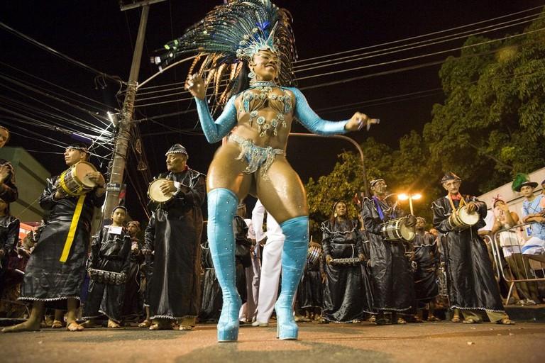 Samba dancing |©Elisângela Leite/Agência Brasil/WikiCommons