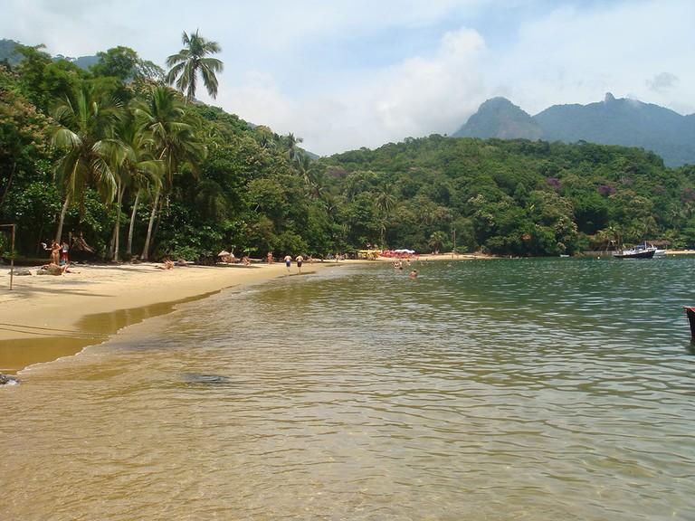 Praia Abraãozinho | © Fulviusbsas/WikiCommons