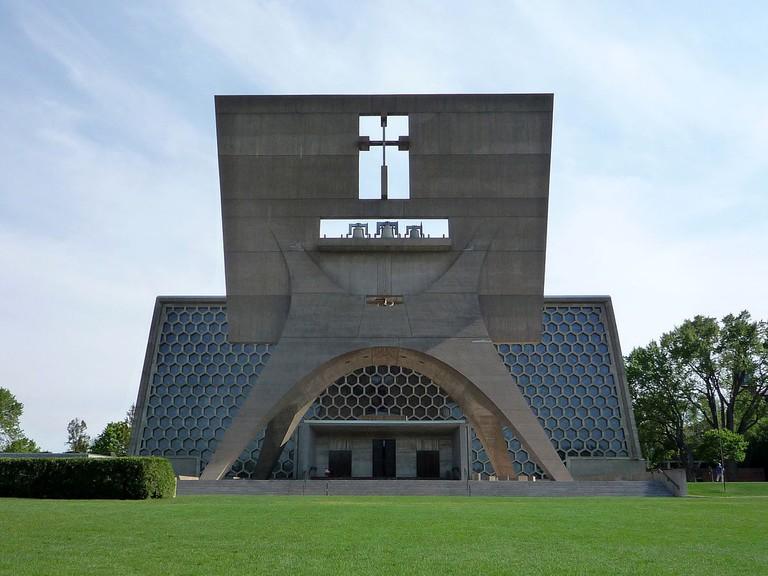 Saint John's Abbey | © Bobak Ha'Eri/Wikimedia Commons