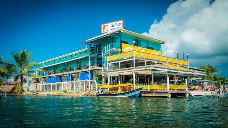 Bocas Town I Courtesy of Selina Hostel